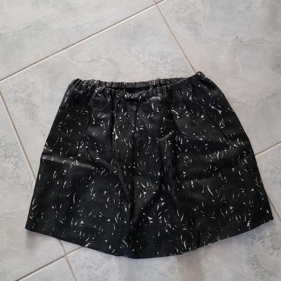 a96e6382d7 Isabel Marant Dresses & Skirts - Isabel Marant Wool Silk Viscose Graphic  Mini Skirt